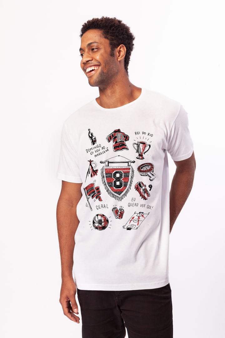 Camiseta Elementos Torcida