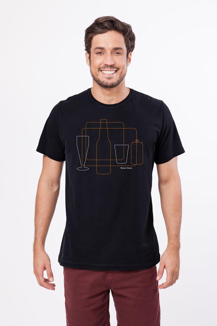 Camiseta Perspectiva Boteco