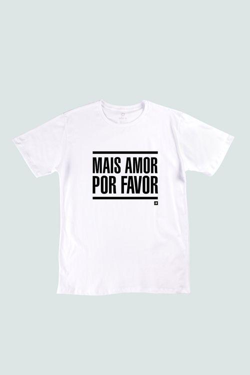 Camiseta_Mais-amor-por-favor_branca_BAIXA