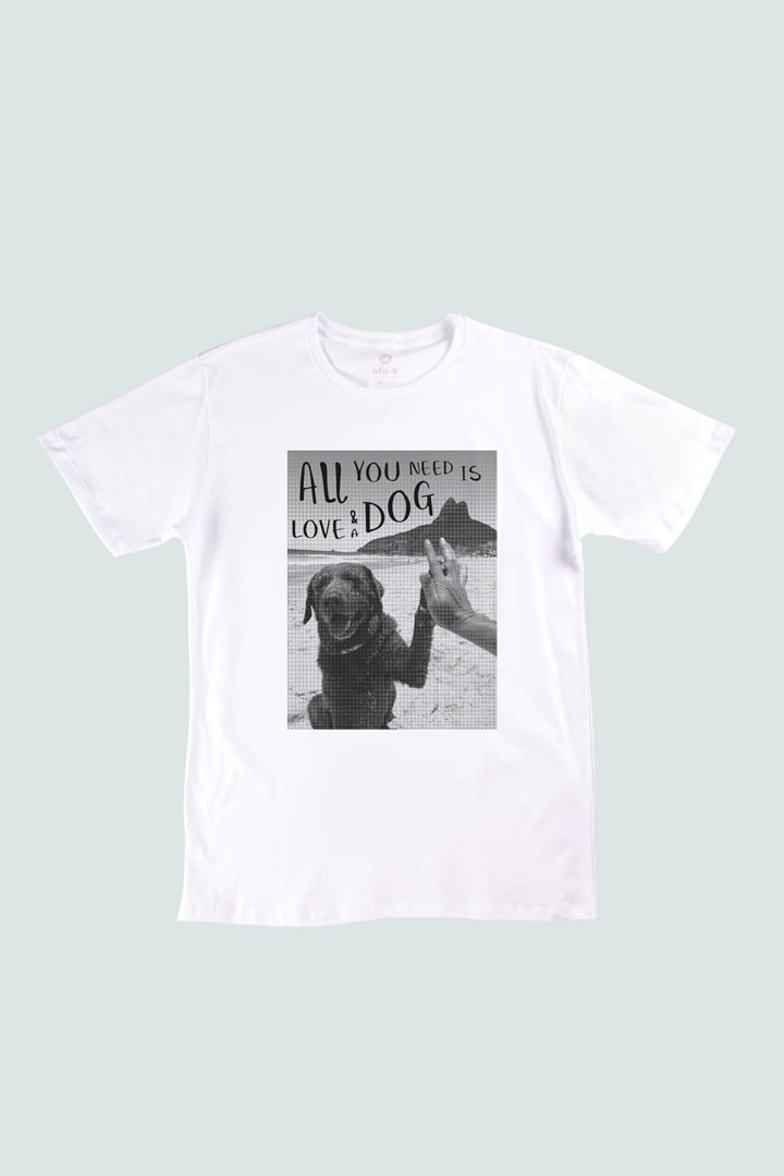 Camiseta Bono All You Need