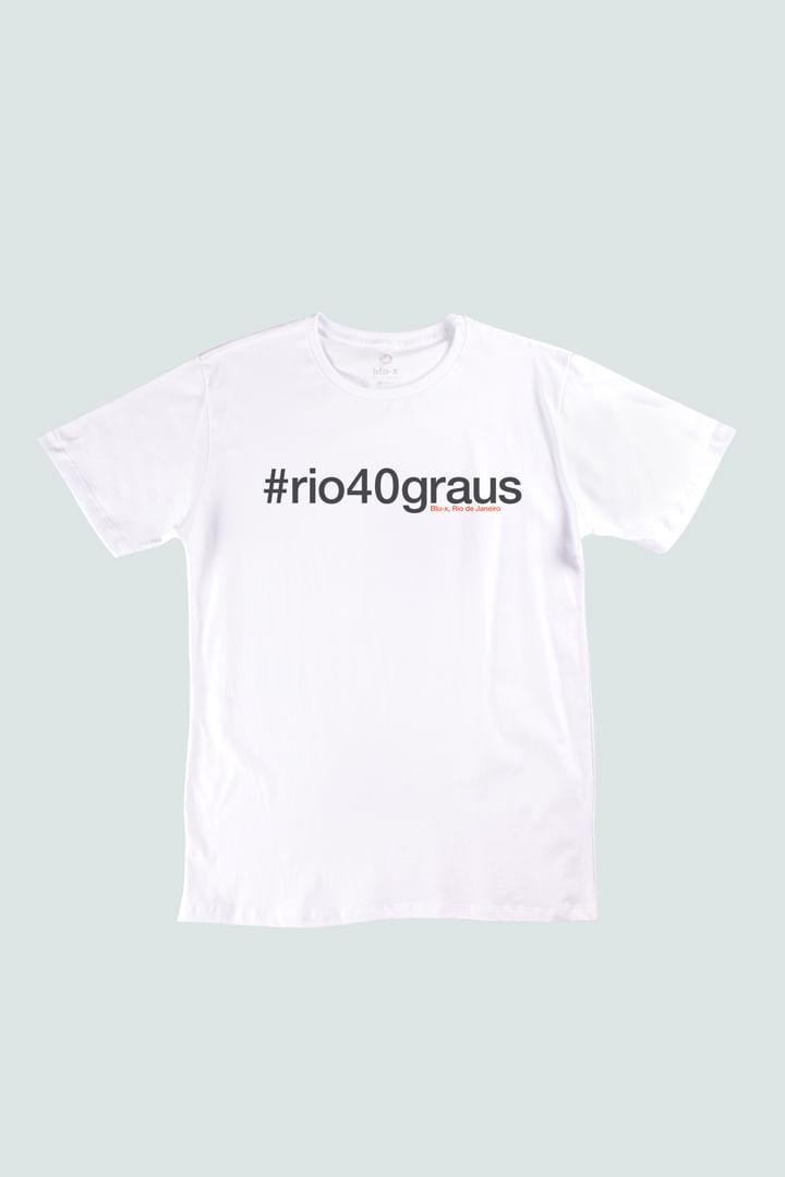 Camiseta Rio 40 Graus