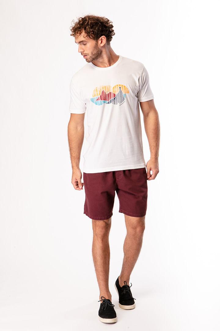 Camiseta Quadro do Rio