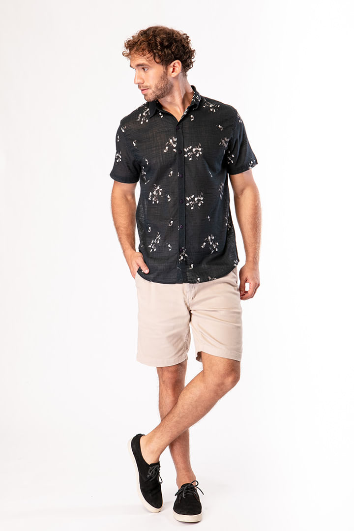 Camisa Planta Noturna