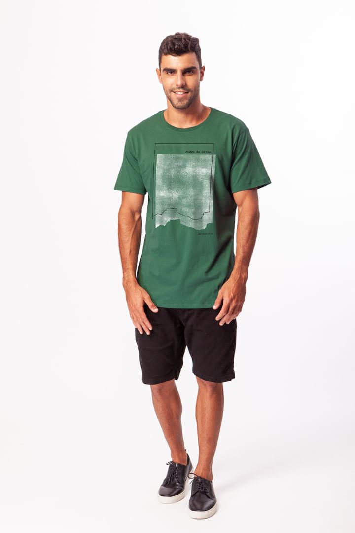 Camiseta Pedra da Gávea