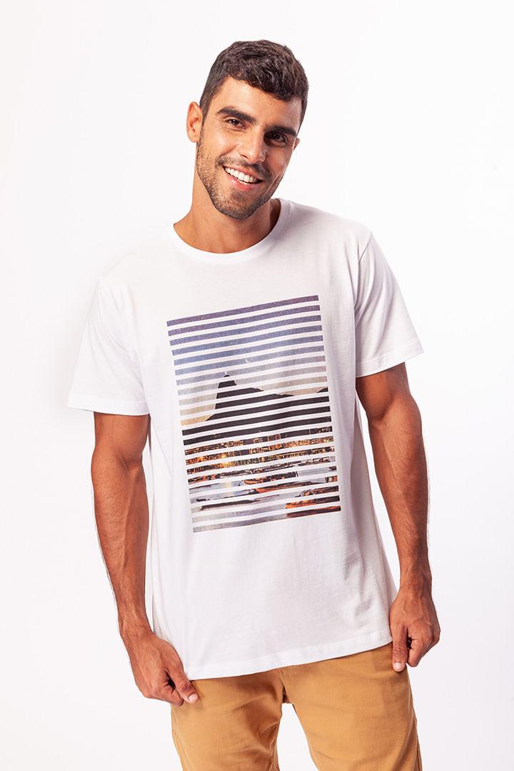 Camiseta Rio Listras