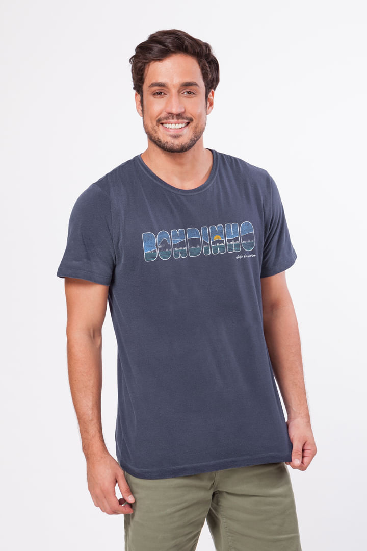 Camiseta Rolê Bondinho