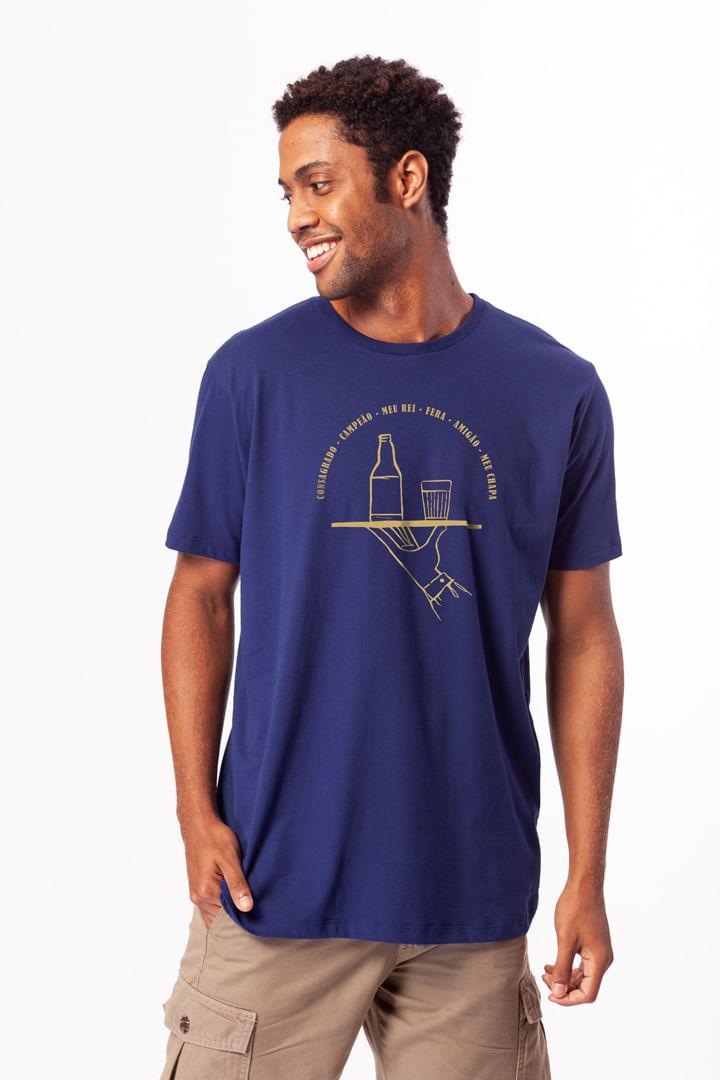 Camiseta Garçom