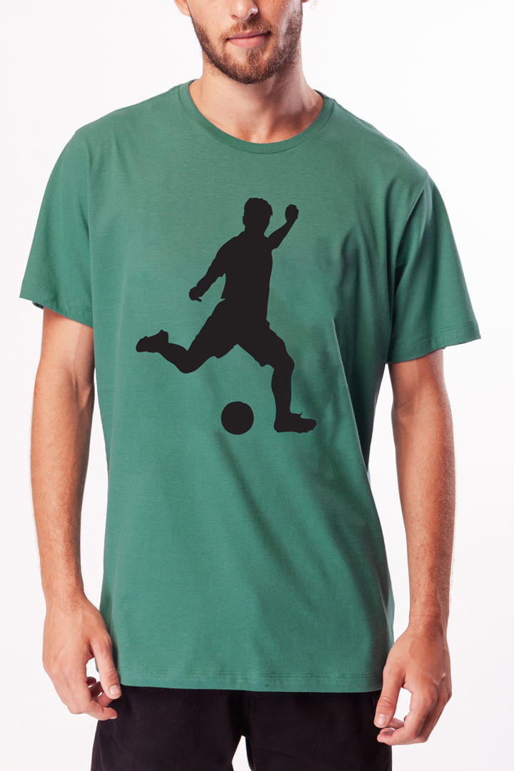 Camiseta Jogador
