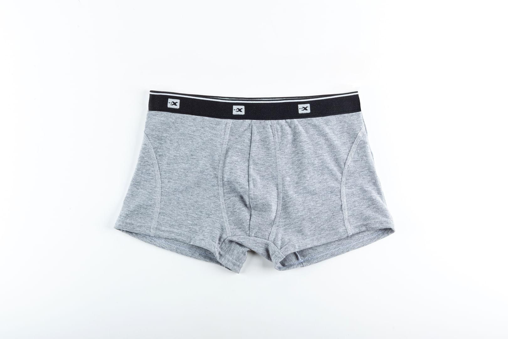 Underwear Boxer algodão Básica